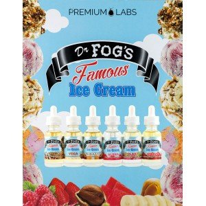 Dr. Fog's Famous Ice Cream