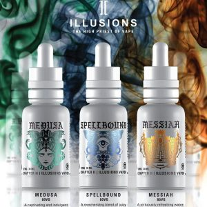 Illusions Chapter II