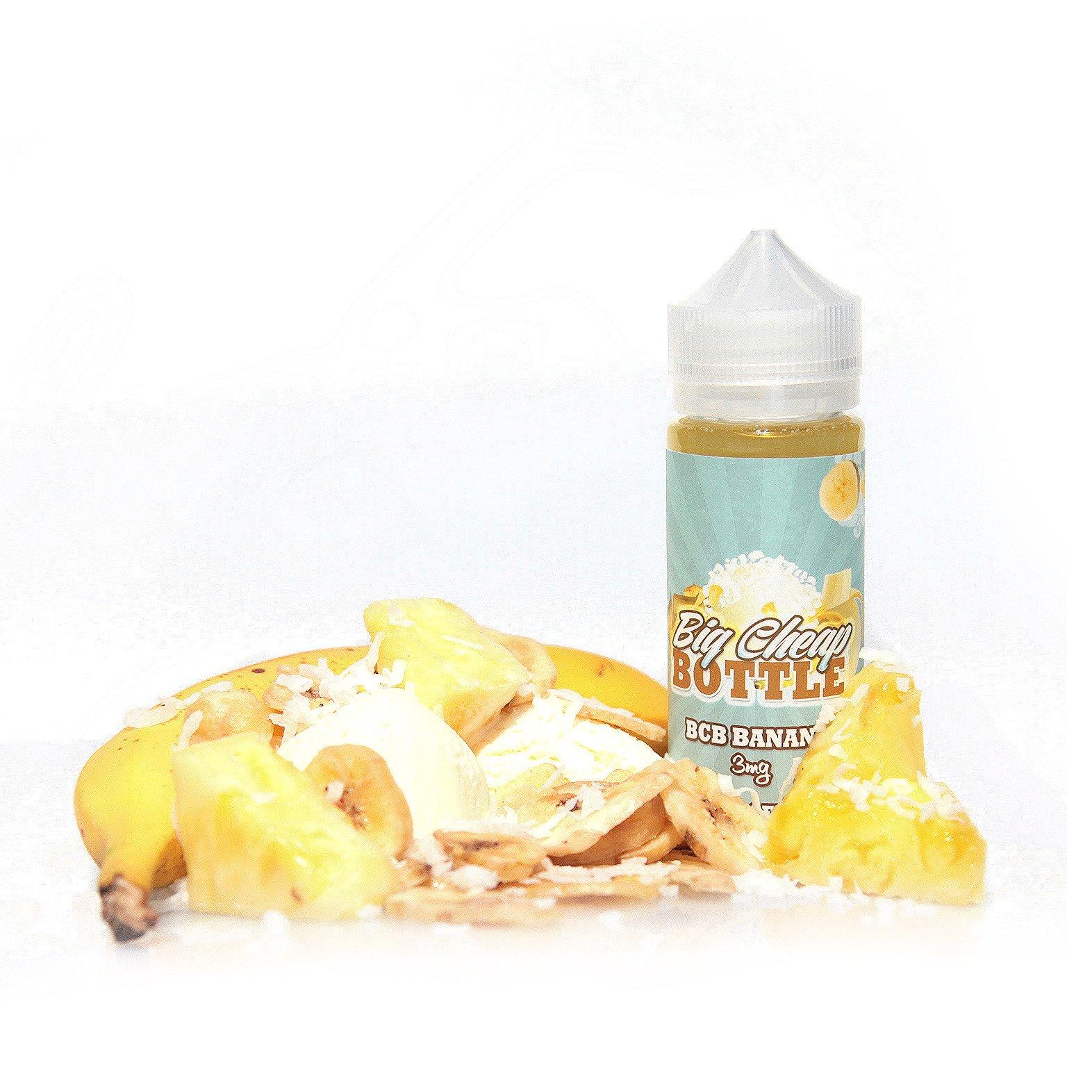 BCB Banana by Big Cheap Bottle E-Juice 120ml