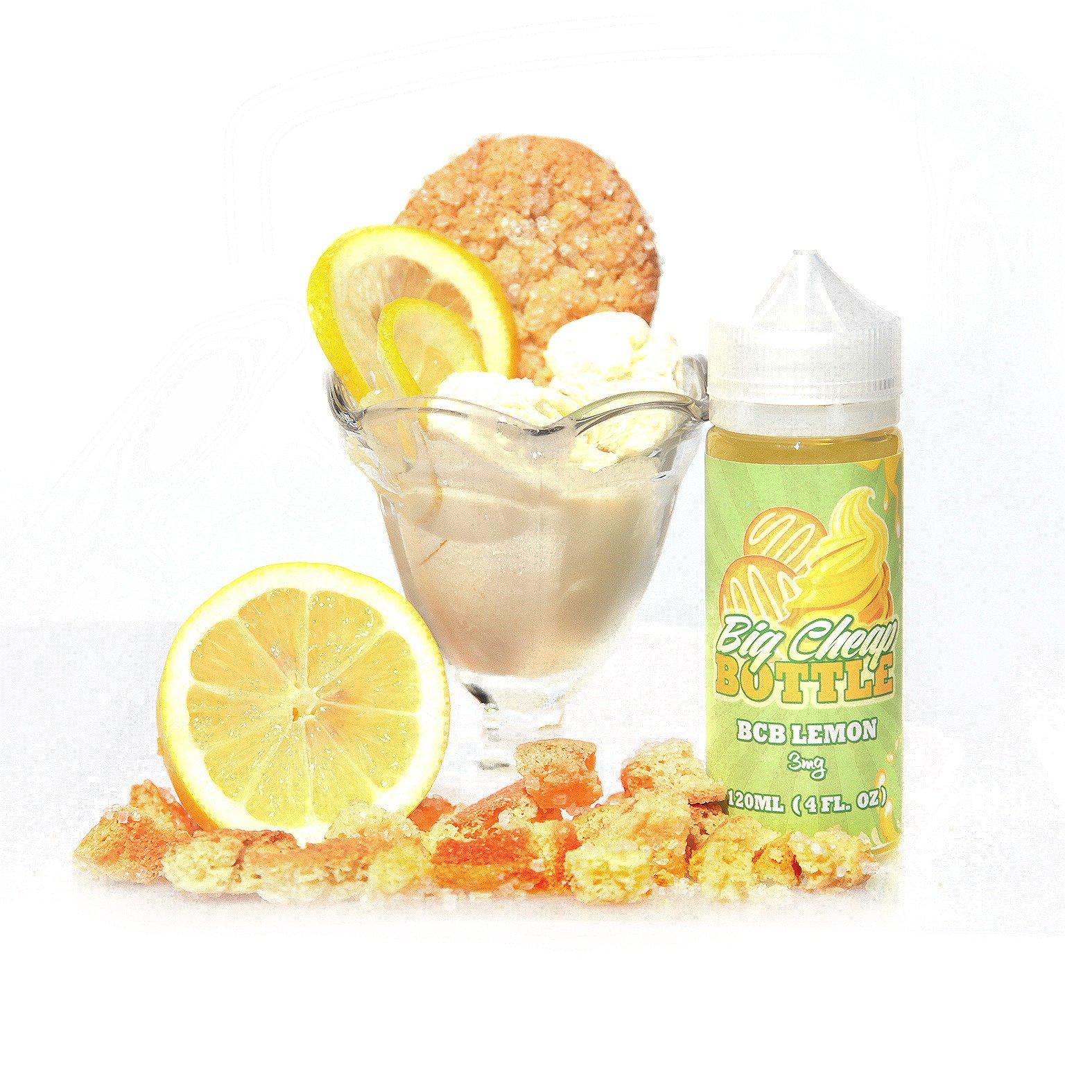 BCB Lemon by Big Cheap Bottle E-Juice 120ml