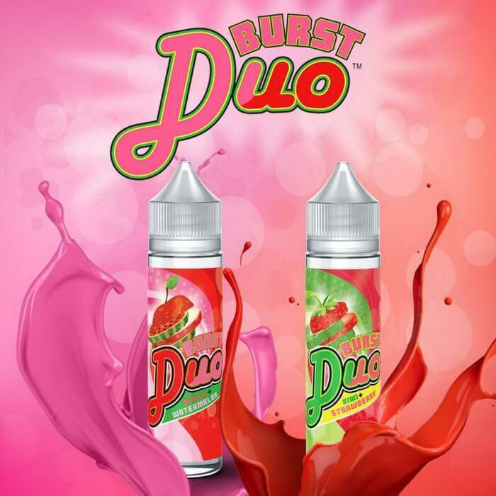 Burst DUO E-Liquid