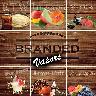 Branded Vapors E-Liquid