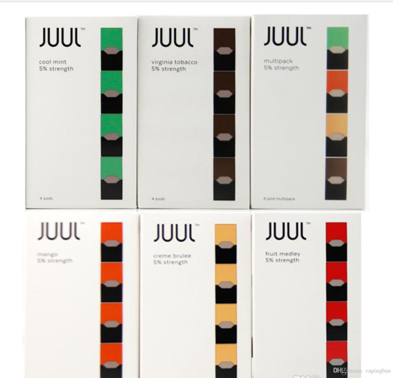 JUUL Pods Pack of 4