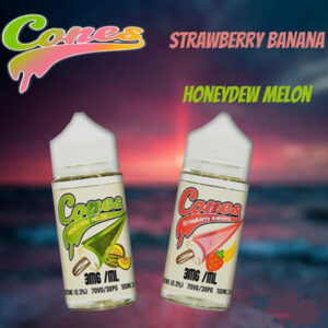 Cones by Rounds E-Juice