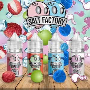 Salt Factory Eliquid