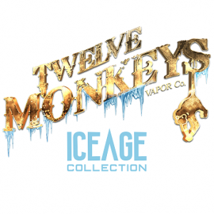 12 Monkeys Ice Age E-Liquid