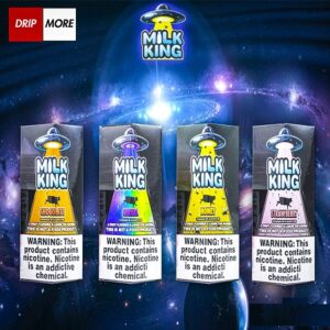 Milk King E Liquid by Candy King