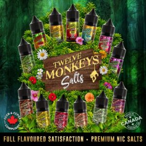 12 Monkeys Salts