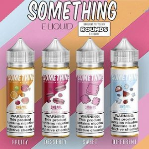 Something by Rounds E-Liquid
