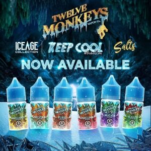 12 Monkeys Ice Age Salts