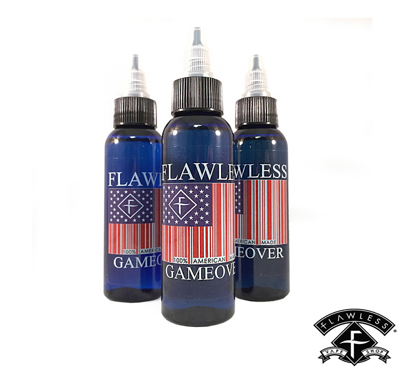 Gameover by Flawless E-Liquids 60ml